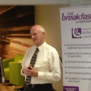 Blaise Brosnan Brekfast Club Wexford Enterprise Centre